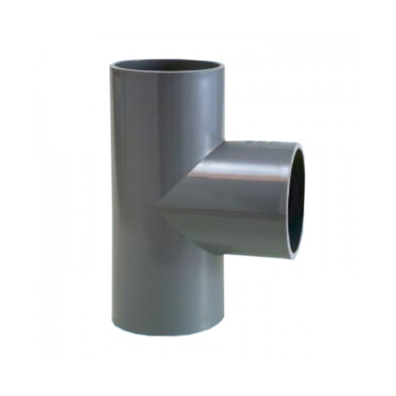PVC Fittings Equal Tee