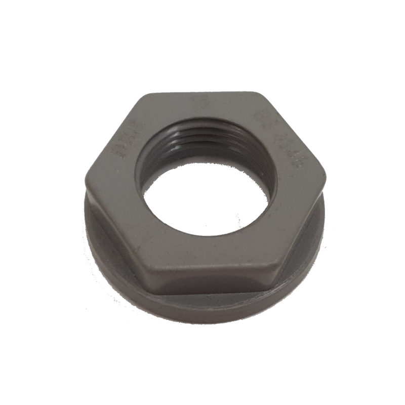 PVC Fittings Jam Nut