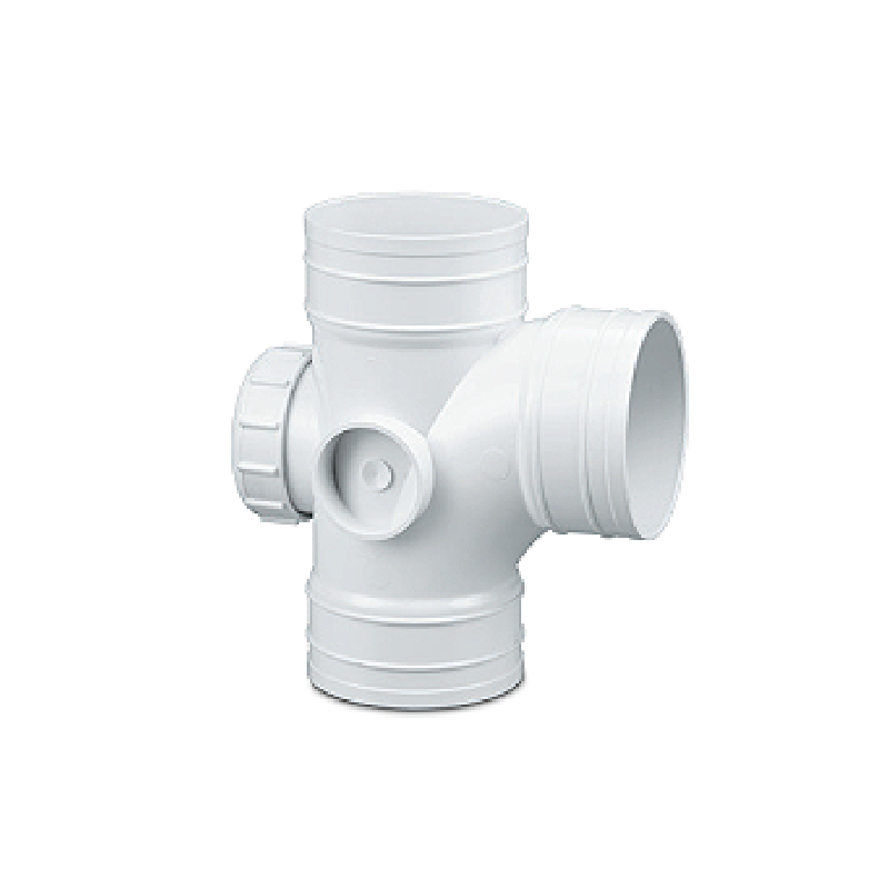 UPVC Fittings Equal Single Branch With I/O