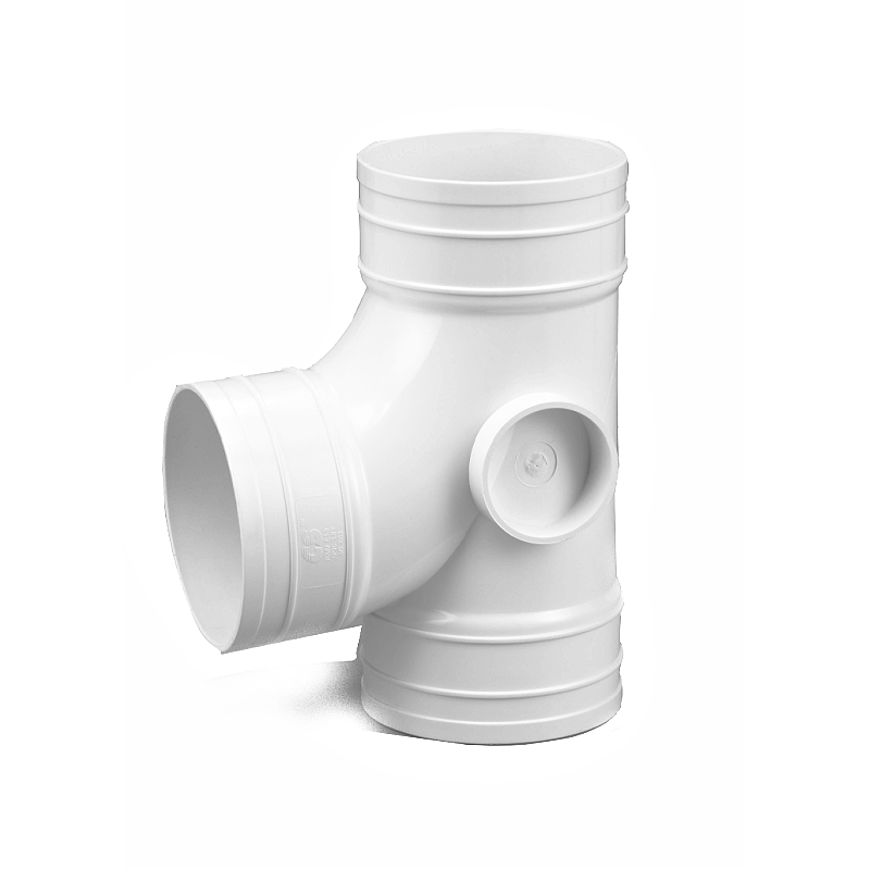 UPVC Fittings Equal Single Branch