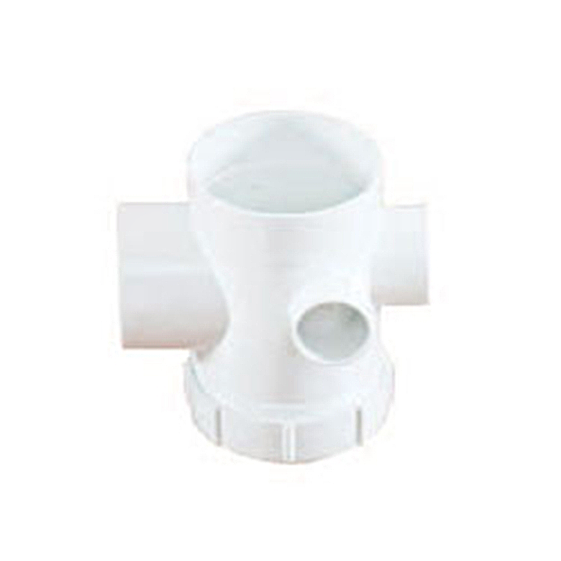 UPVC Fittings Floor Gully With Trap (I/O)
