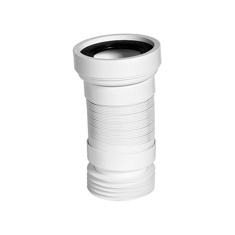 UPVC WC Flexible Connector Socket