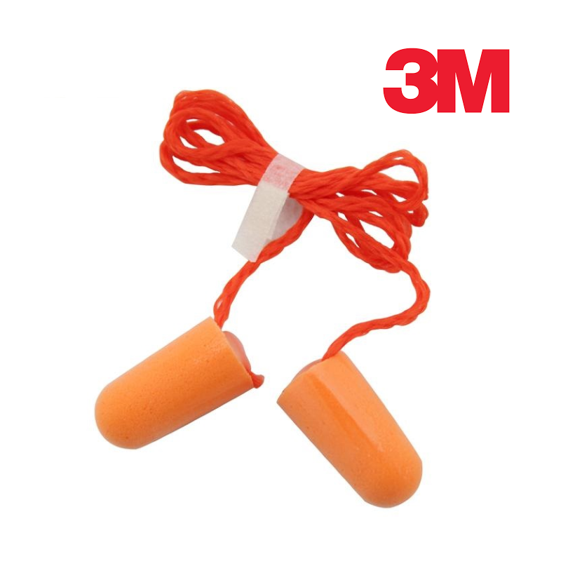 3M 1110 Foam Earplugs