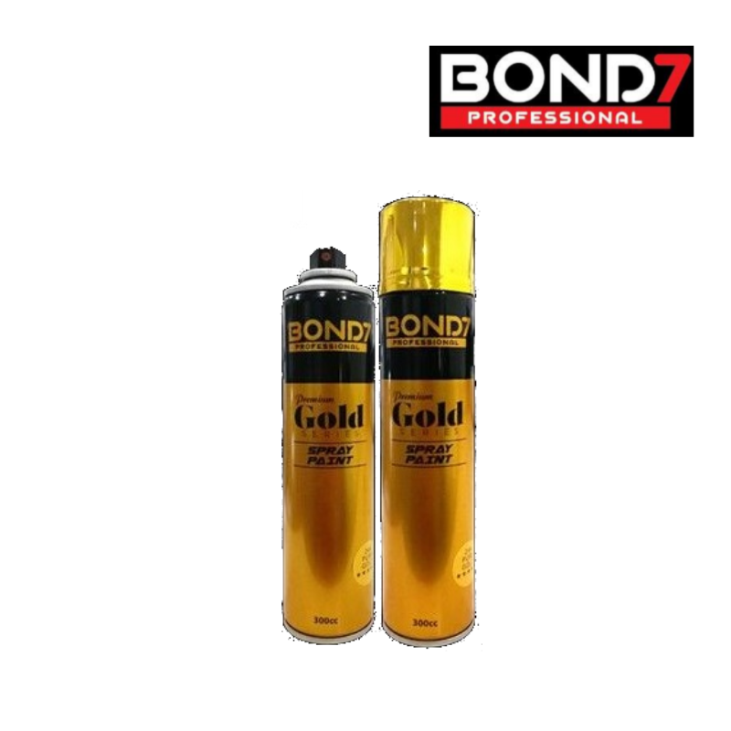 Bond7 Premium Gold Spray