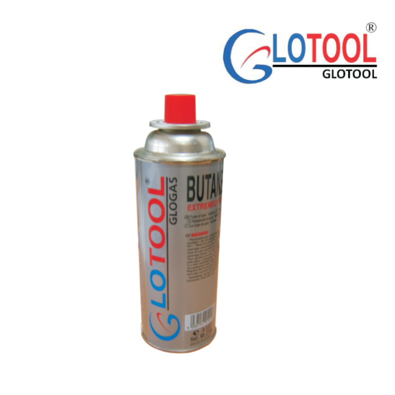 Glotool Butane Gas Cartridge
