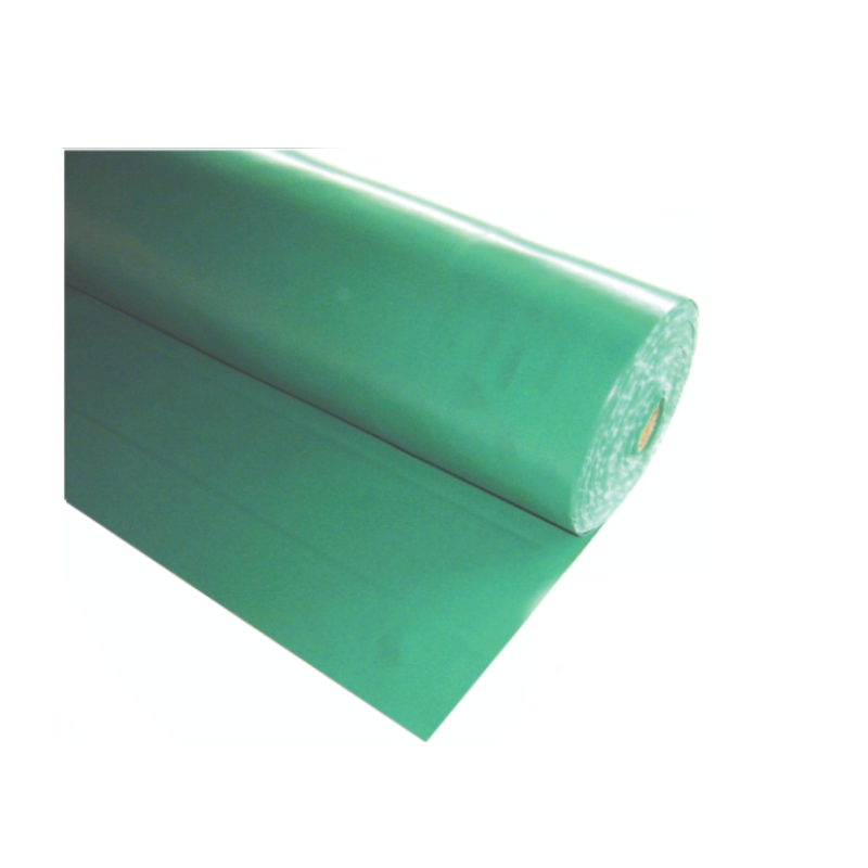 Green PVC Canvas