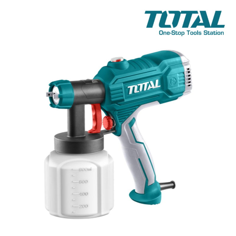 TOTAL 350W Spray Gun